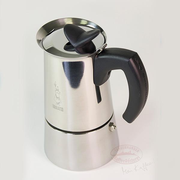 bialetti espressokocher musa restyling induktion 6 tassen tangerm nder kaffeer sterei. Black Bedroom Furniture Sets. Home Design Ideas
